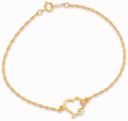 12K Gold Bracelet