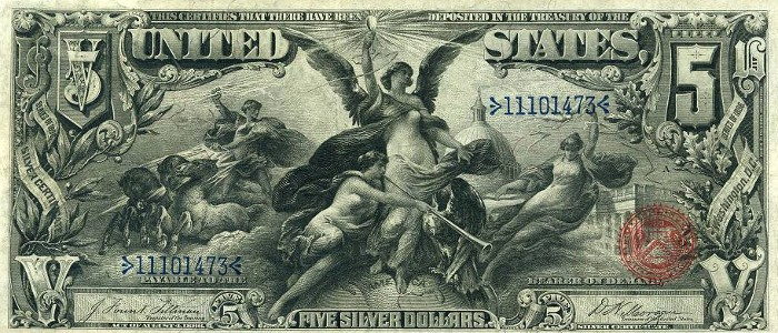 Five Dollar Silver Certificates | Learn About Their Value
