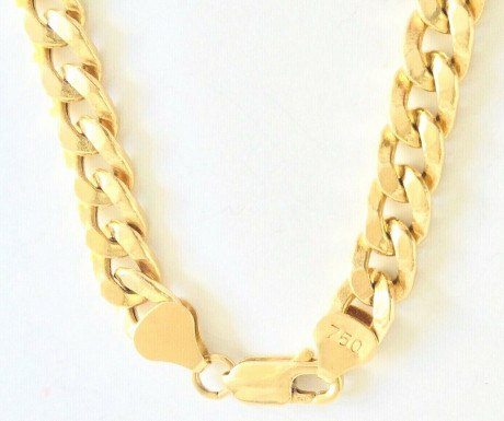 750 Gold Chain
