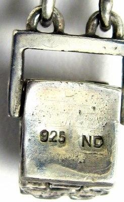 925 Silver Mark