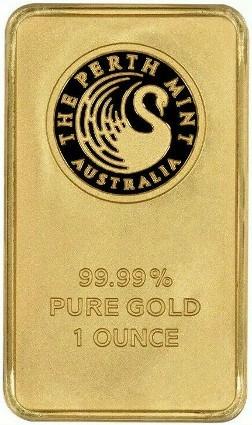9999 Gold Stamp