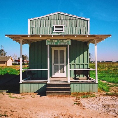 Allensworth California