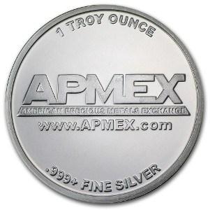 Apmex Silver Round