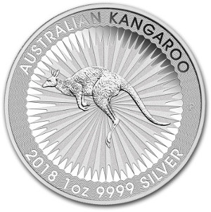Australian Kangaroo Coin