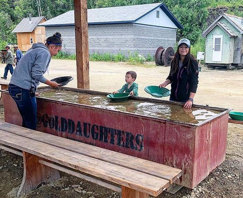 Gold Daughters Panning Tour