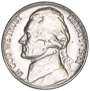 Jefferson Nickel