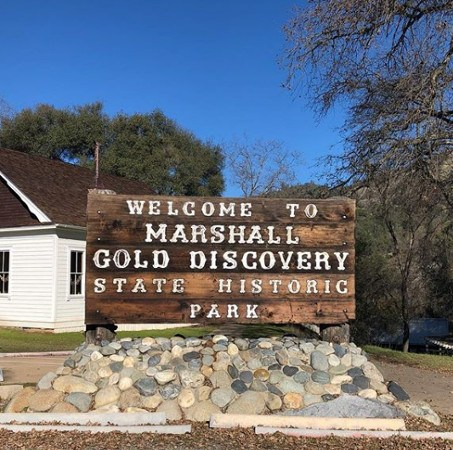 Marshall Gold Discovery State Historic Park