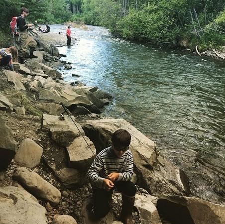 Resurrection Creek