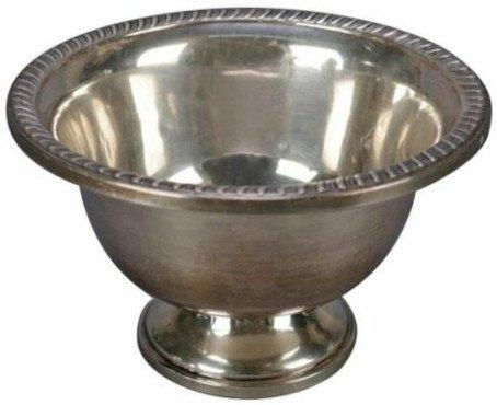 Silver Compote Dish