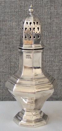Silver Muffineer