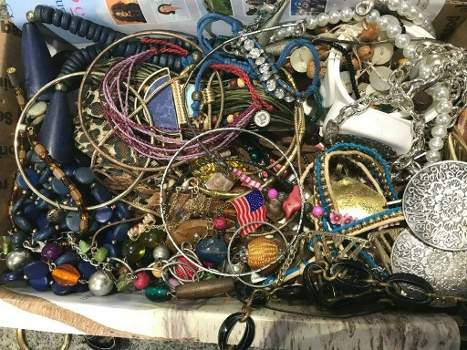 Yard Sale Jewelry