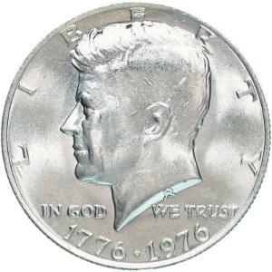 1776-1976 Half Dollar