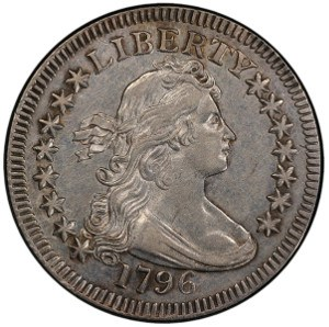 1796 Quarter