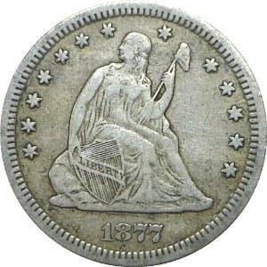 1877 Quarter