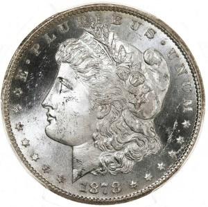 1878 Silver Dollar