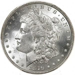 1879 Silver Dollar