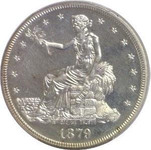 1879 Trade Dollar