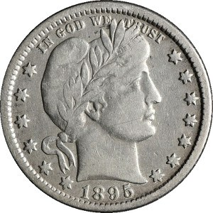 1895 Quarter