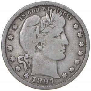 1897 Quarter