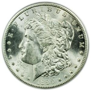 1899 Silver Dollar