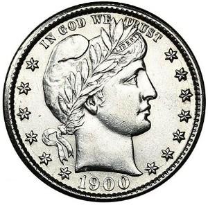 1900 Quarter
