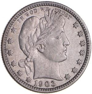 1903 Quarter