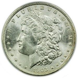 1903 Silver Dollar