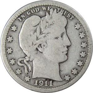 1911 Quarter