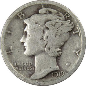 1919 Dime Learn The Value Of This Silver Coin