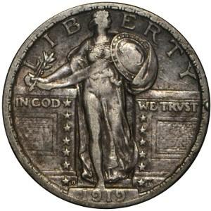 1919 Quarter