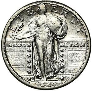 1924 Quarter