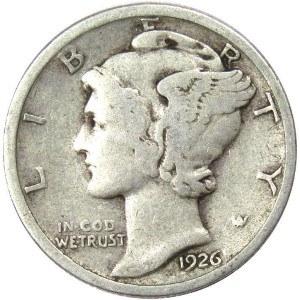 1926 Dime