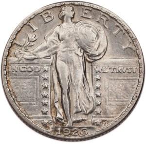 1926 Quarter