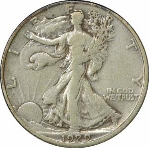 1929 Half Dollar