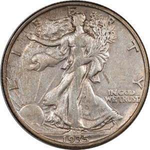 1935 Half Dollar