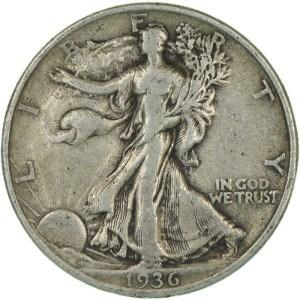 1936 Half Dollar