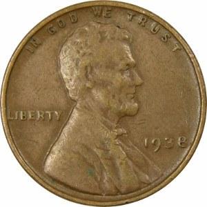 1938 Wheat Penny