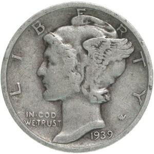 1939 Dime