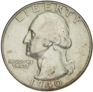 1940 Quarter