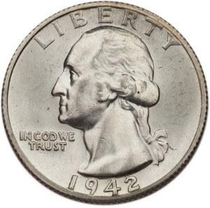 1942 Quarter