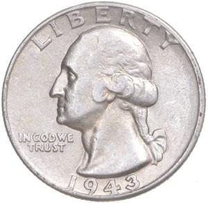 1943 Quarter