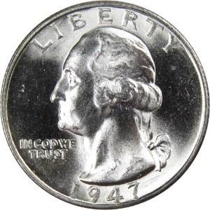1947 Quarter
