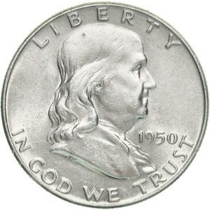 1950 Half Dollar