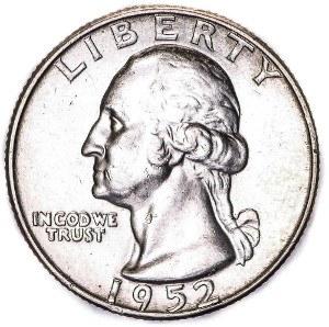 1952 Quarter