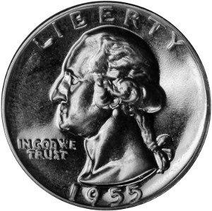 1955 Quarter