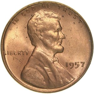 1957 Wheat Penny Learn The Value Of This Coin