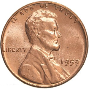 1959 Penny