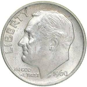 1960 Dime