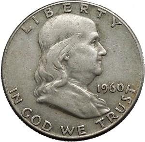 1960 Half Dollar