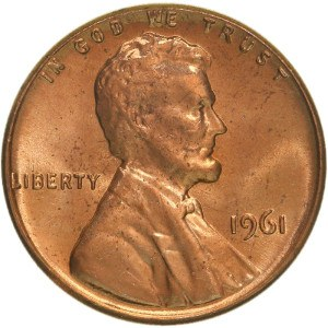 1961 Penny